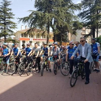 Dostum 4. Geleneksel Bisiklet Turu