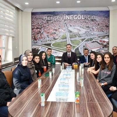 Türkiye Şampiyonasında Derece Alan Sporcular Ödüllendirildi