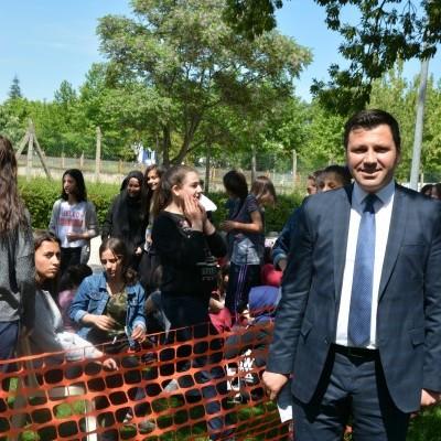 Dünya Oryantiring Günü Kültürpark'ta Kutlandı